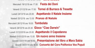 """Natale """"Insieme"""" 2018"""